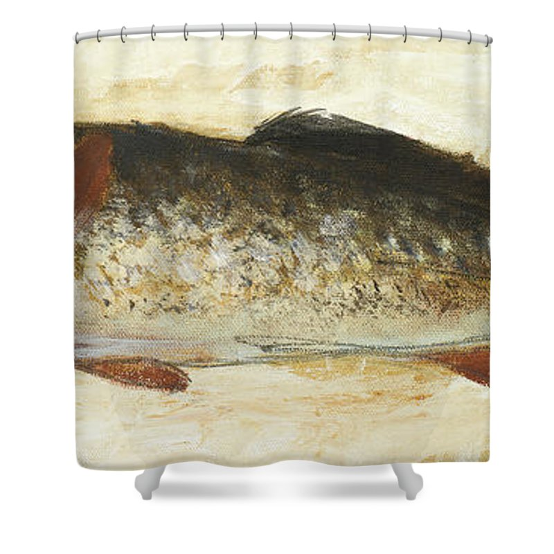 Catch Of The Day Shower Curtains
