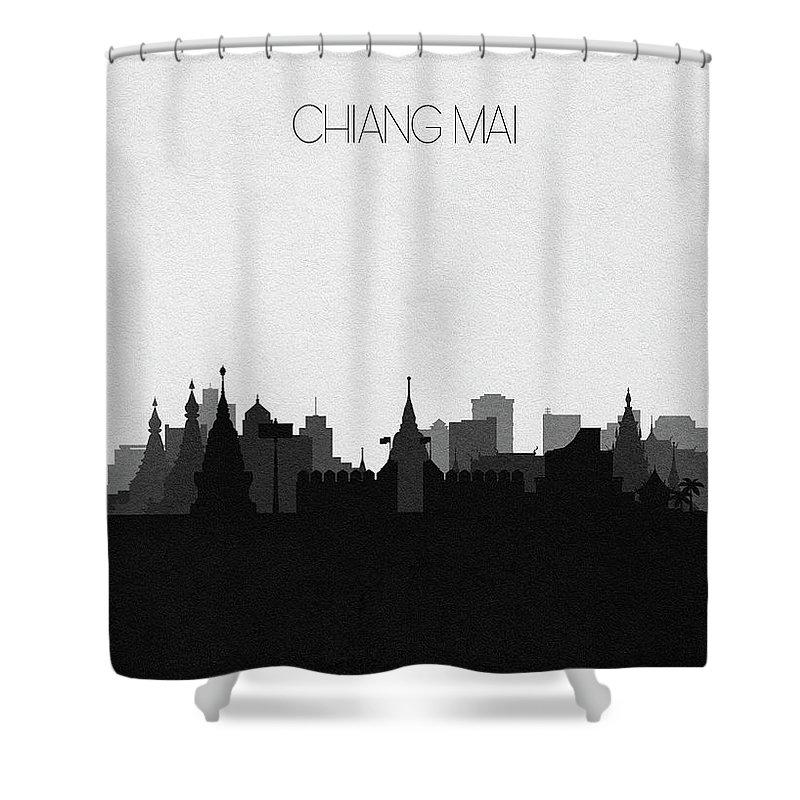 Designs Similar to Chiang Mai Cityscape Art