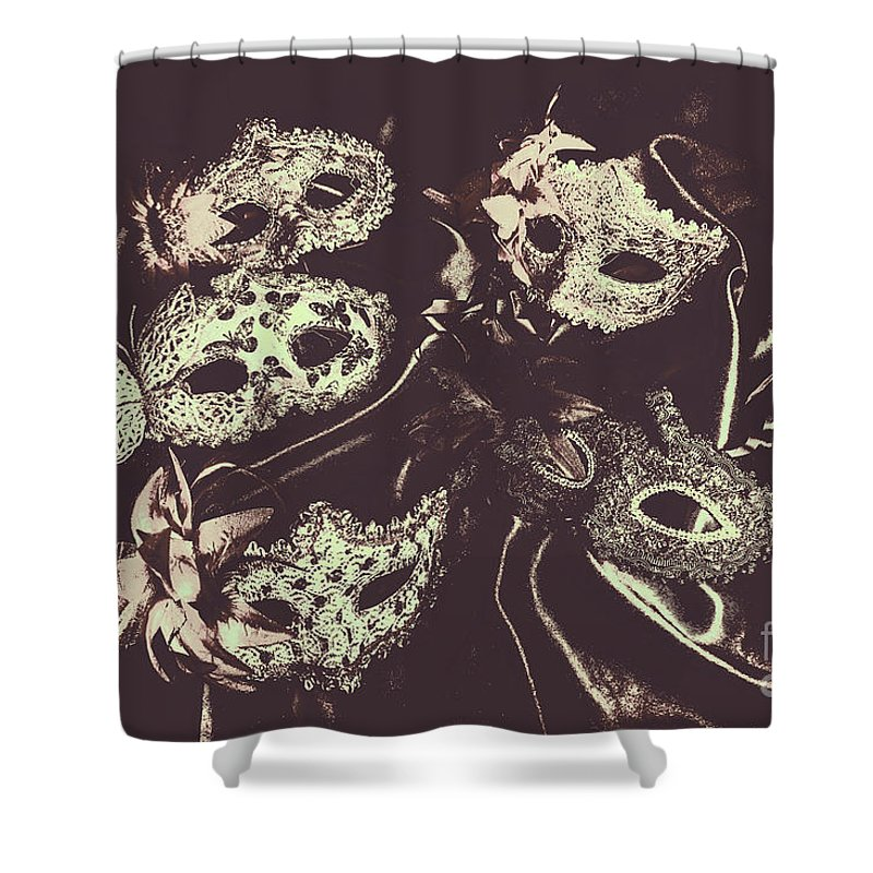 Classical Shower Curtain featuring the photograph Classic Theatrics by Jorgo Photography - Wall Art Gallery