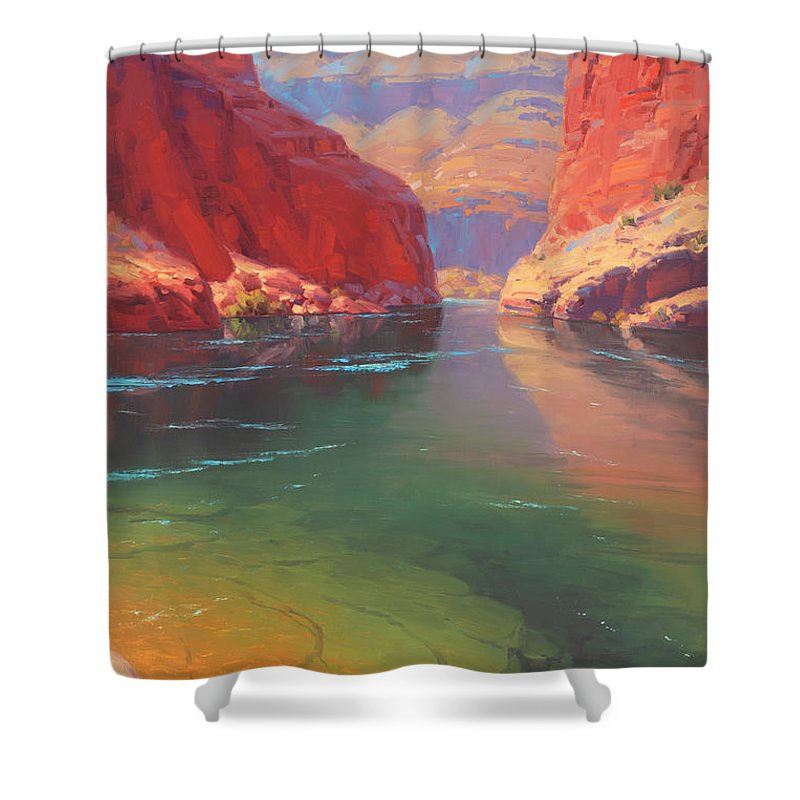 Canyon Shower Curtains