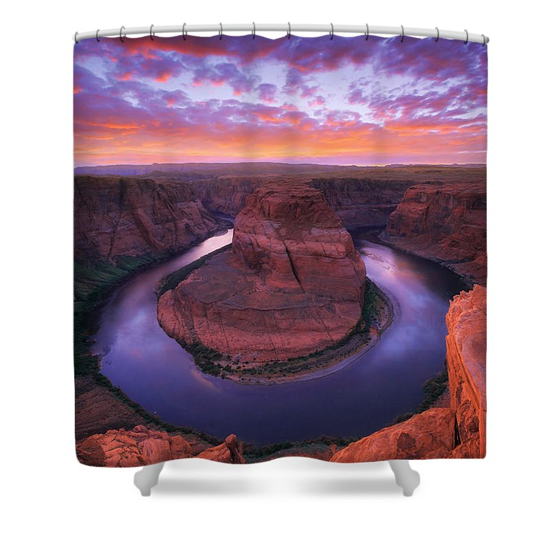 Grand Canyon Photographs Shower Curtains