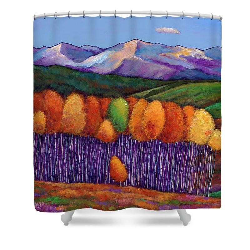 Autumn Colors Shower Curtains