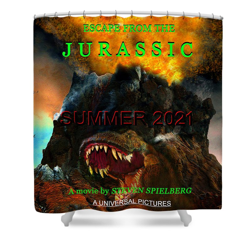 Designs Similar to Escape From The Jurassic 2021