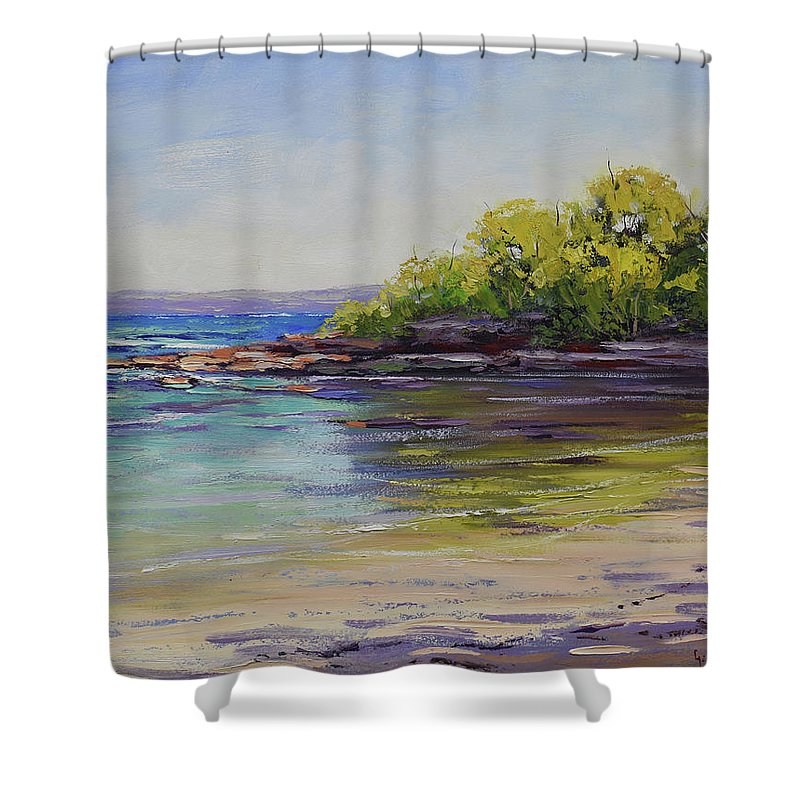 Jervis Paintings Shower Curtains
