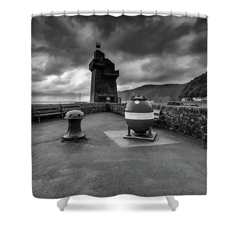 North Devon Shower Curtains