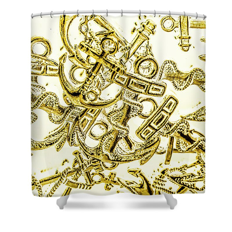 Sea Shower Curtain featuring the photograph Sea Sturdy by Jorgo Photography - Wall Art Gallery