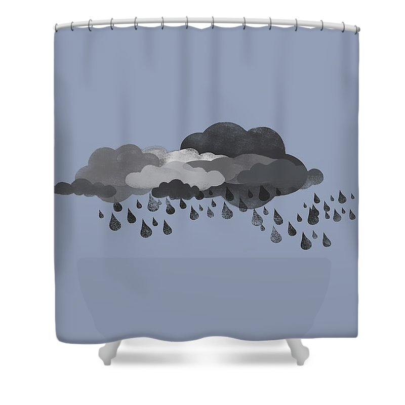 People Shower Curtains