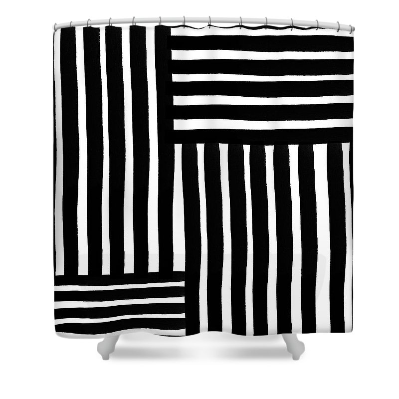 Connection Shower Curtains