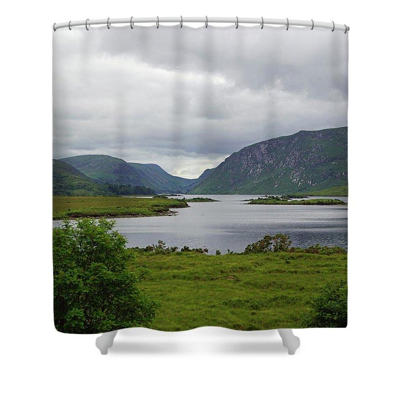 Ireland Landscapes Shower Curtains