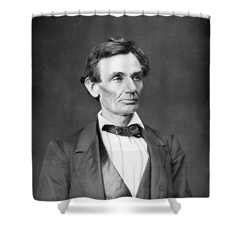 Lincoln Shower Curtains
