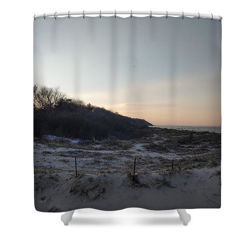 Snow Shower Curtain featuring the photograph Someday by Rob Hans
