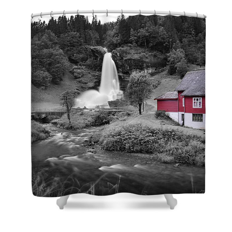 Pop Shower Curtains