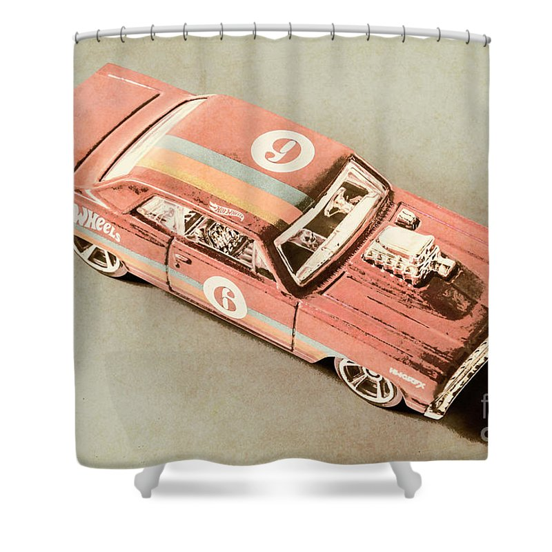 Chevy Shower Curtain featuring the photograph Still Strong by Jorgo Photography - Wall Art Gallery