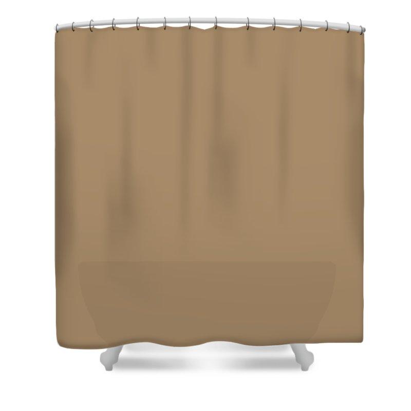 Ann Shower Curtain featuring the photograph Tan by Ann Keisling