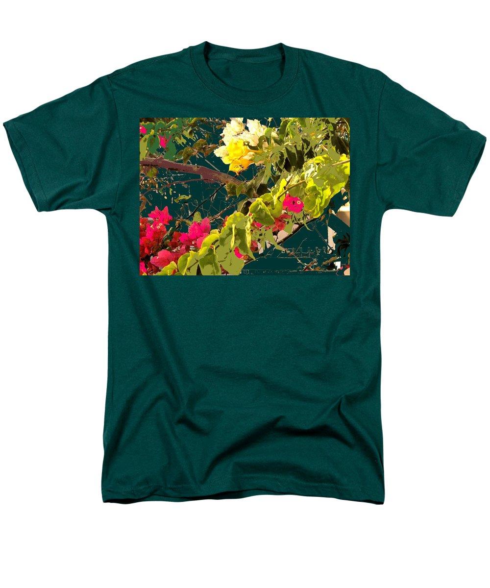 Men's T-Shirt (Regular Fit) featuring the photograph Monica by Ian MacDonald