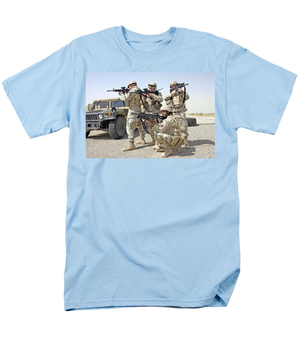 Air Force Squadron Men's T-Shirt (Regular Fit)