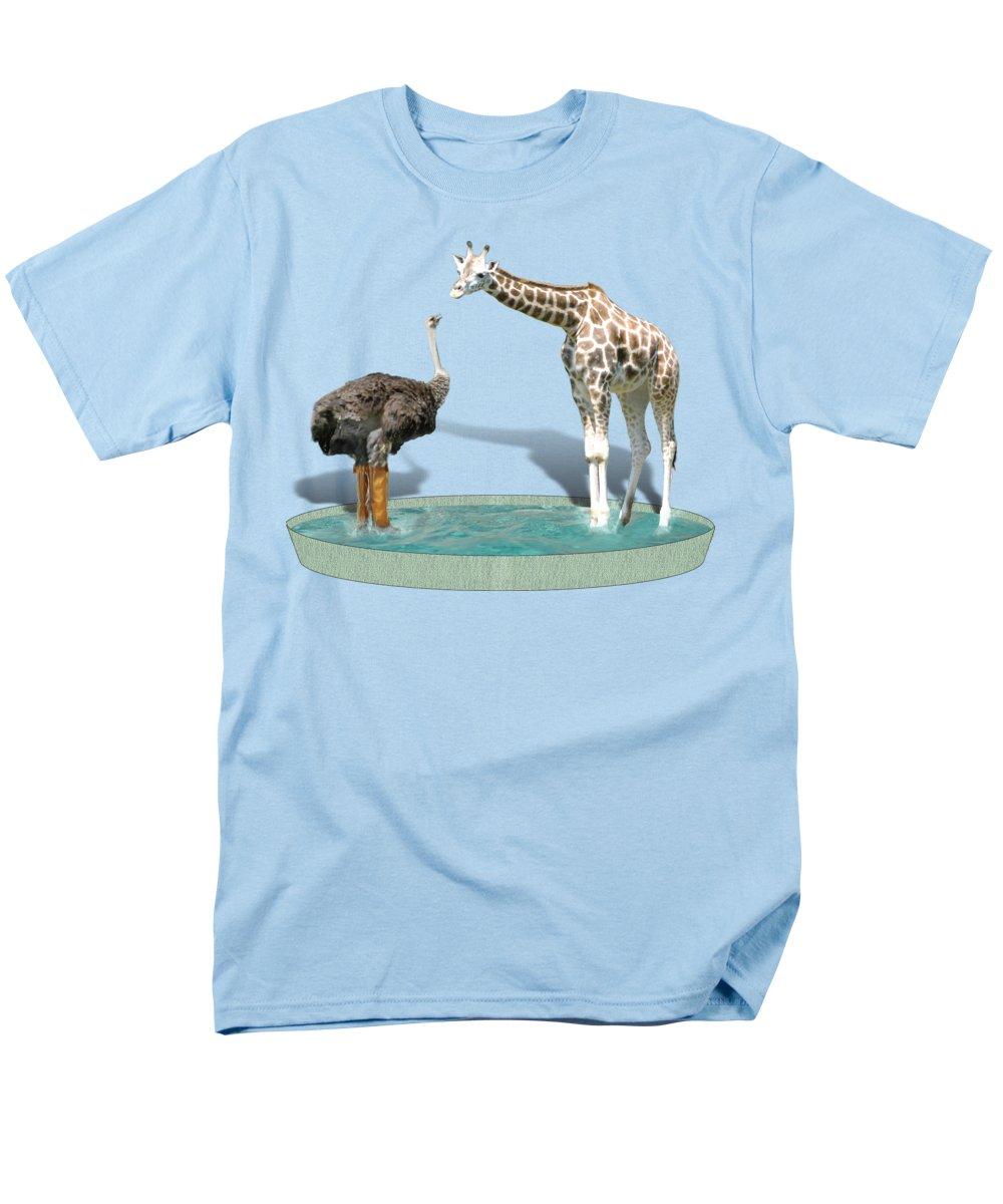 Ostrich T-Shirts