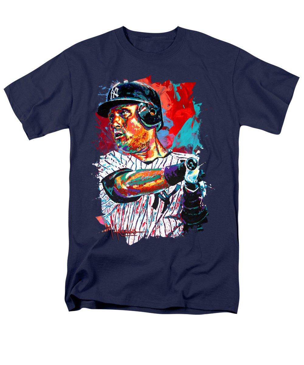 Derek Jeter T-Shirts