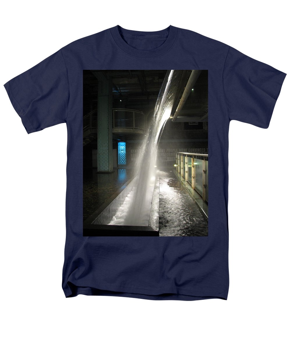 Guinness Men's T-Shirt (Regular Fit) featuring the photograph Pure Guinness by Kelly Mezzapelle