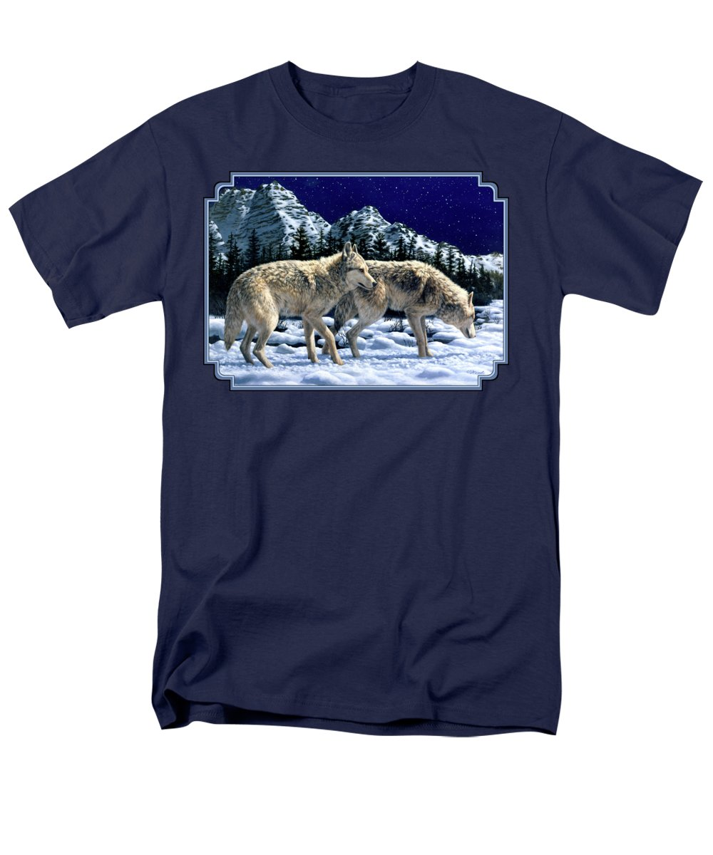 Wolves T-Shirts