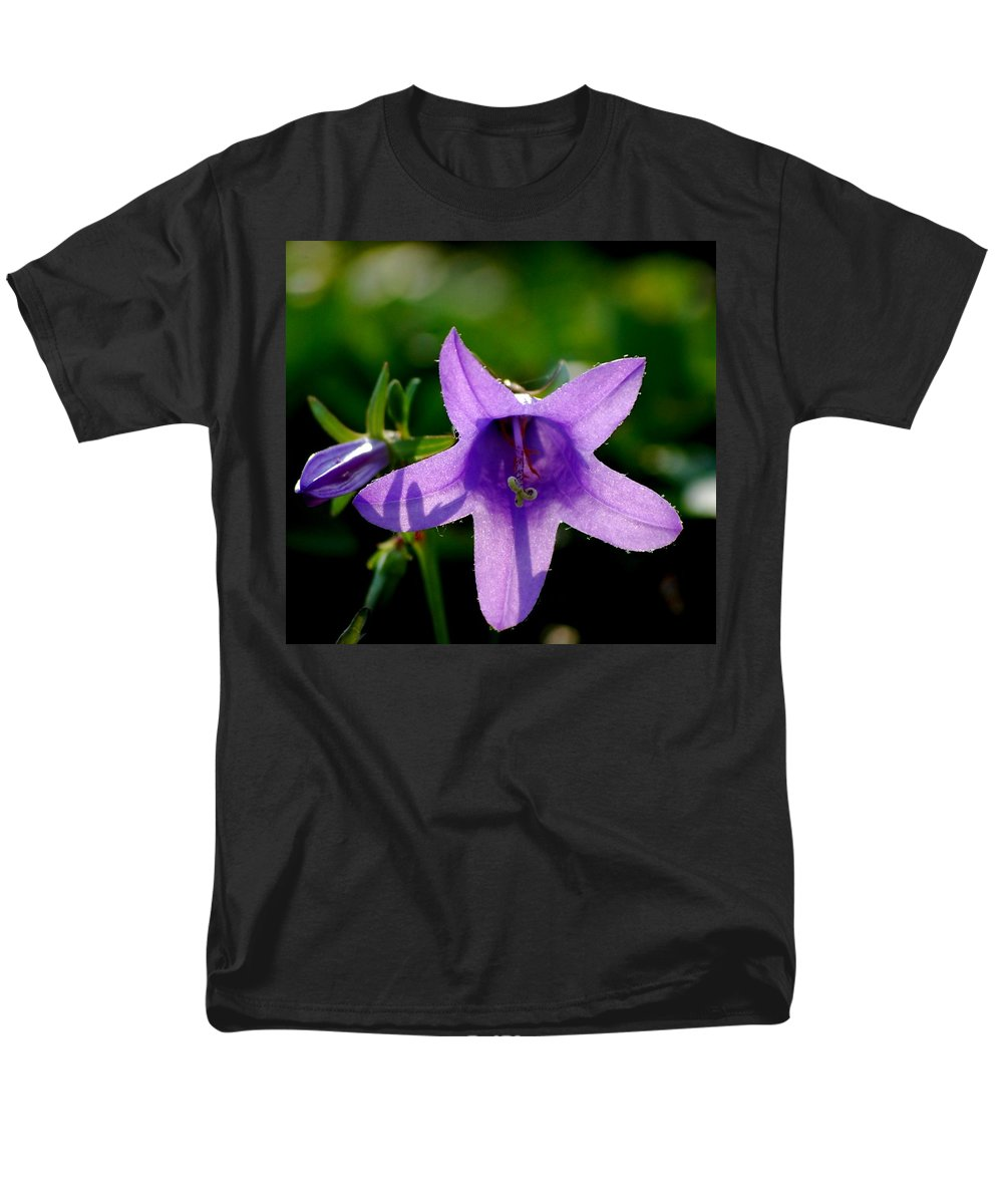 Digital Photography Men's T-Shirt (Regular Fit) featuring the digital art Translucent by David Lane