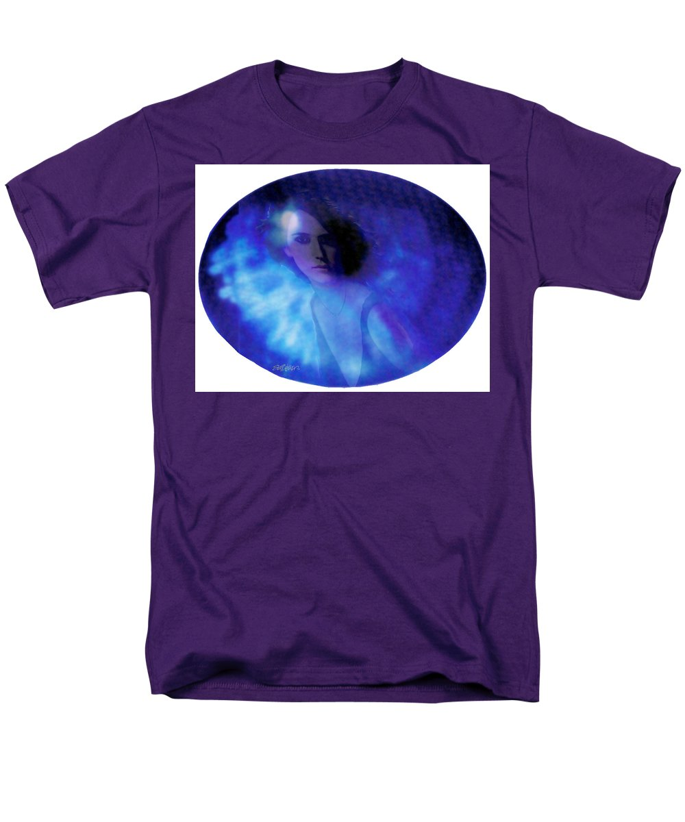 Abstract Men's T-Shirt (Regular Fit) featuring the photograph My Eye's Delight by Seth Weaver