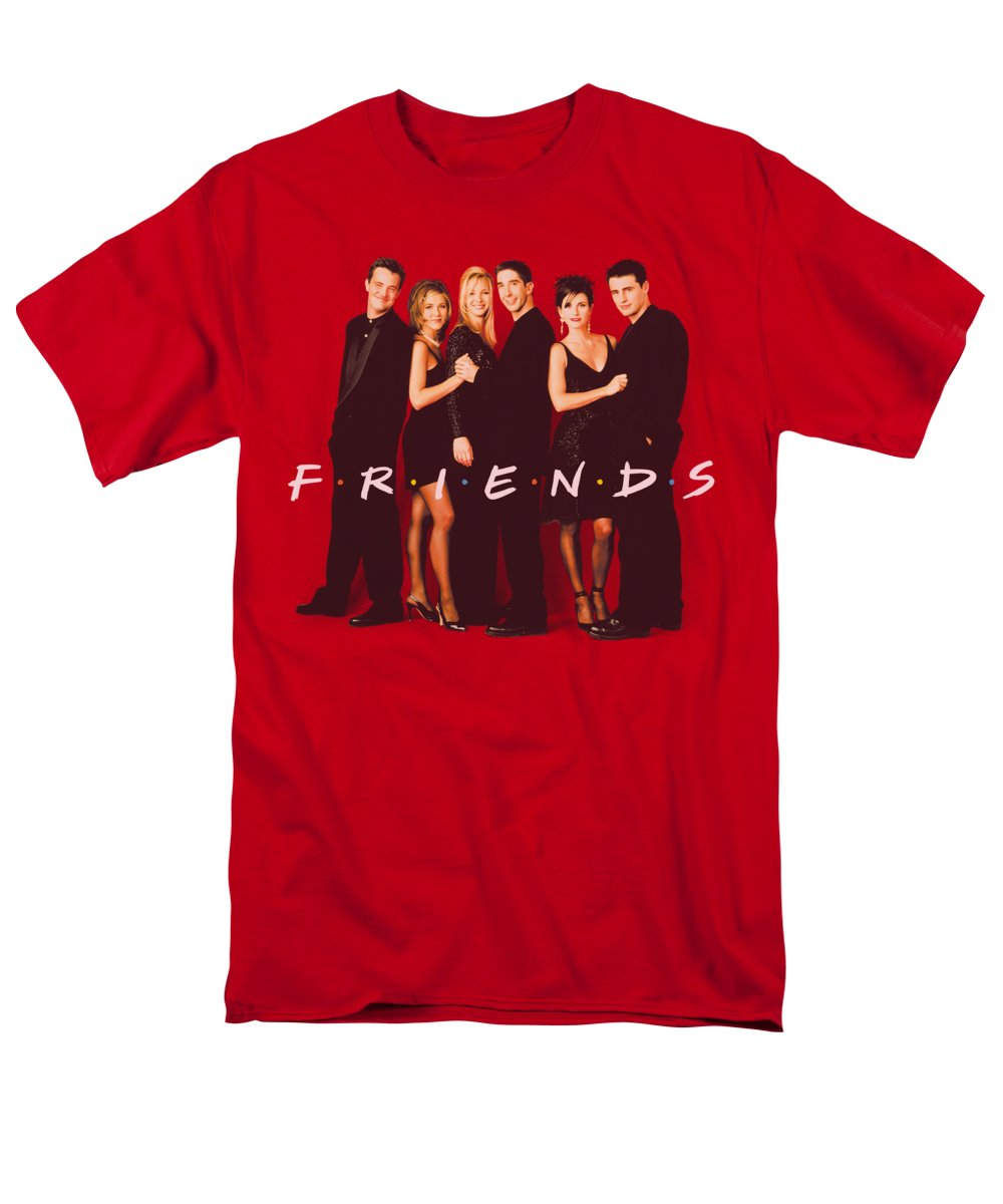 c4af9d10f Friends - Cast In Black T-Shirt for Sale by Brand A