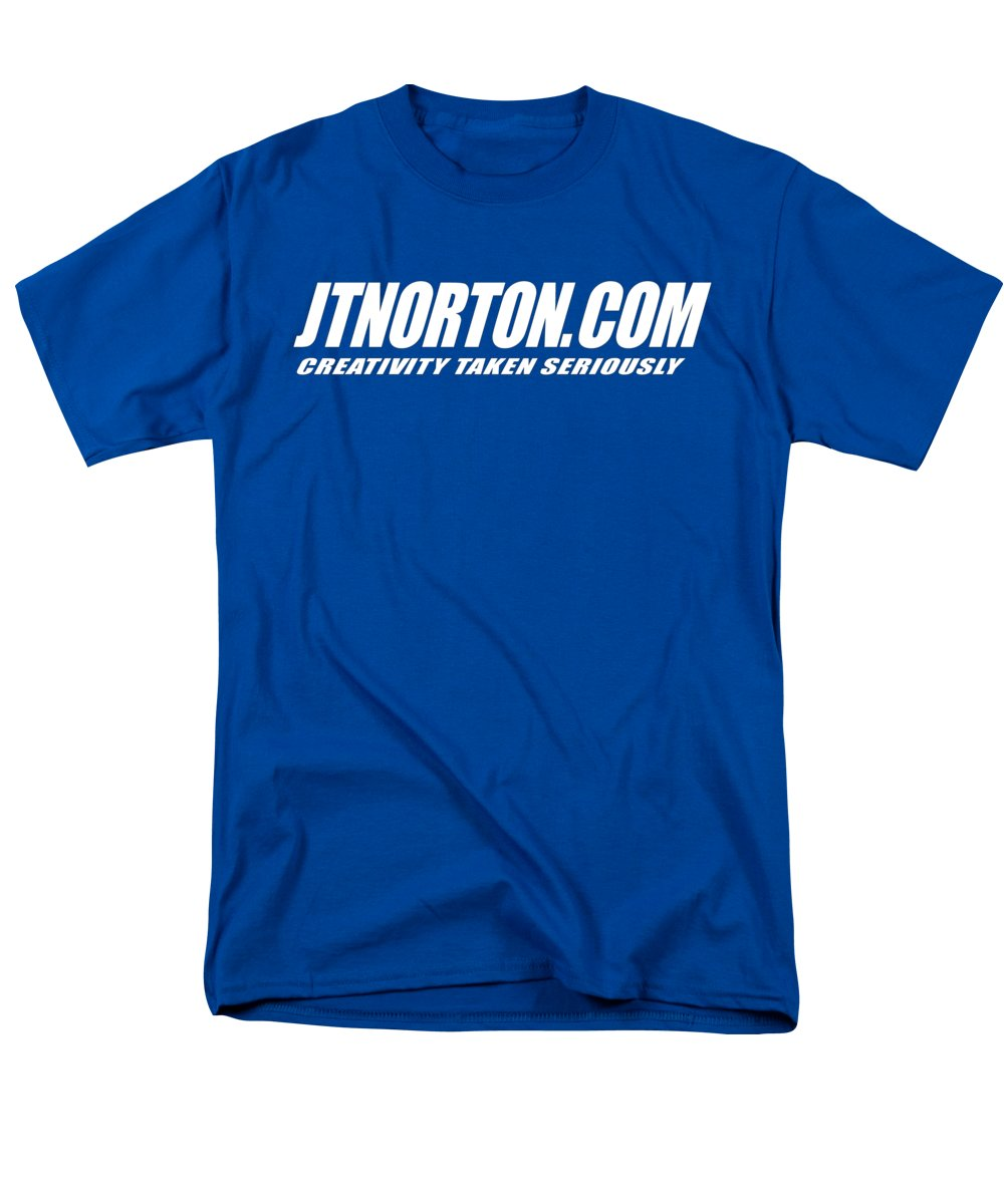 Jack Men's T-Shirt (Regular Fit) featuring the digital art Jtnorton 1 by Jack Norton