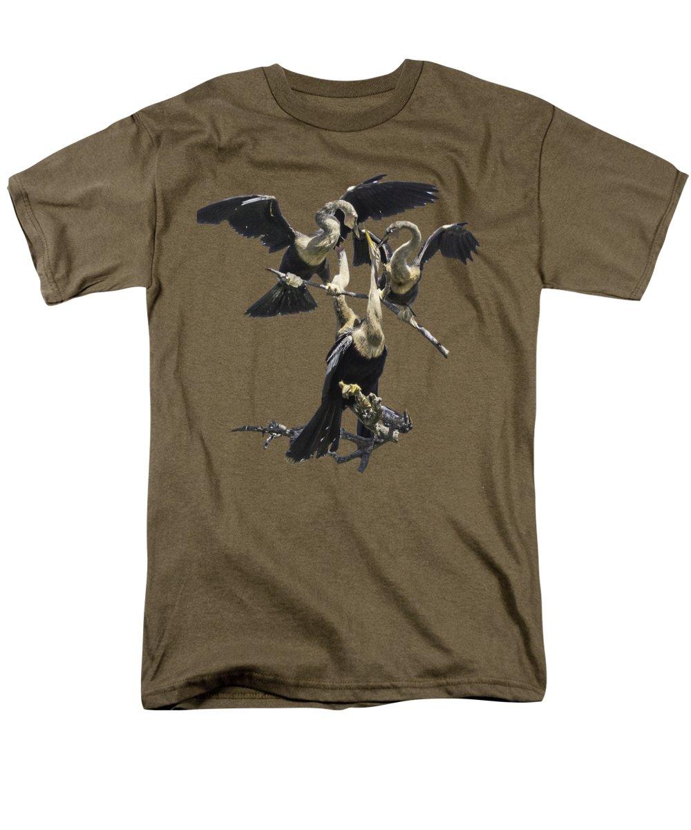 Anhinga T-Shirts