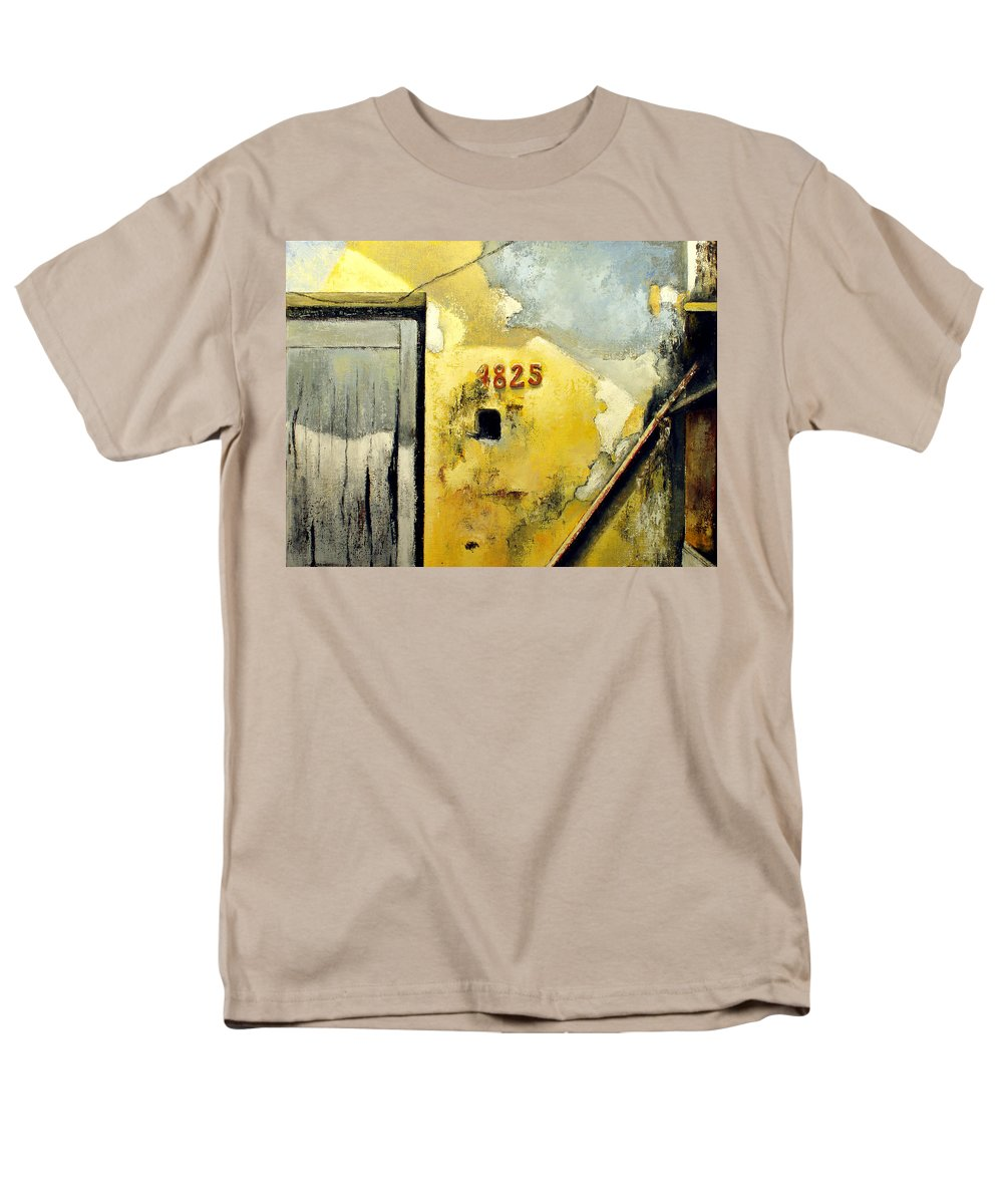 Havana Men's T-Shirt (Regular Fit) featuring the painting Solana by Tomas Castano