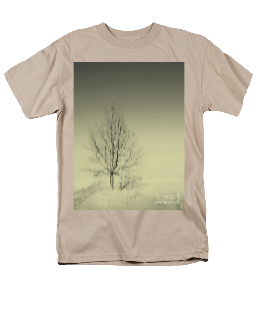 Dipasquale Men's T-Shirt (Regular Fit) featuring the photograph When You Wake Up I Will Have Gone by Dana DiPasquale