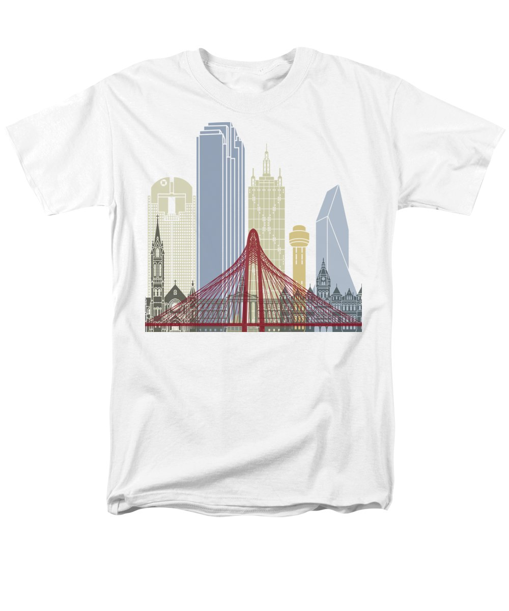 Dallas Skyline T-Shirts