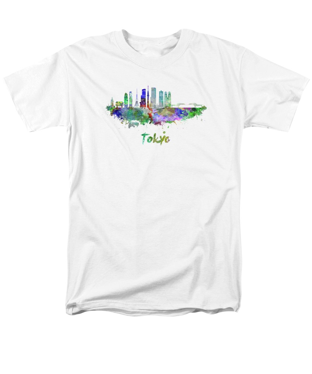 Tokyo Skyline T-Shirts