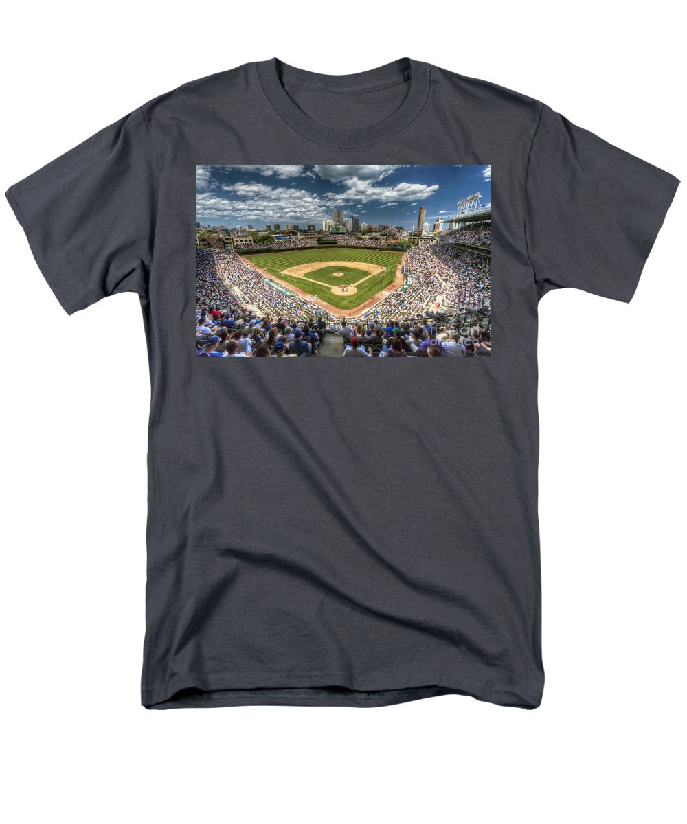 Wrigley Field T-Shirts