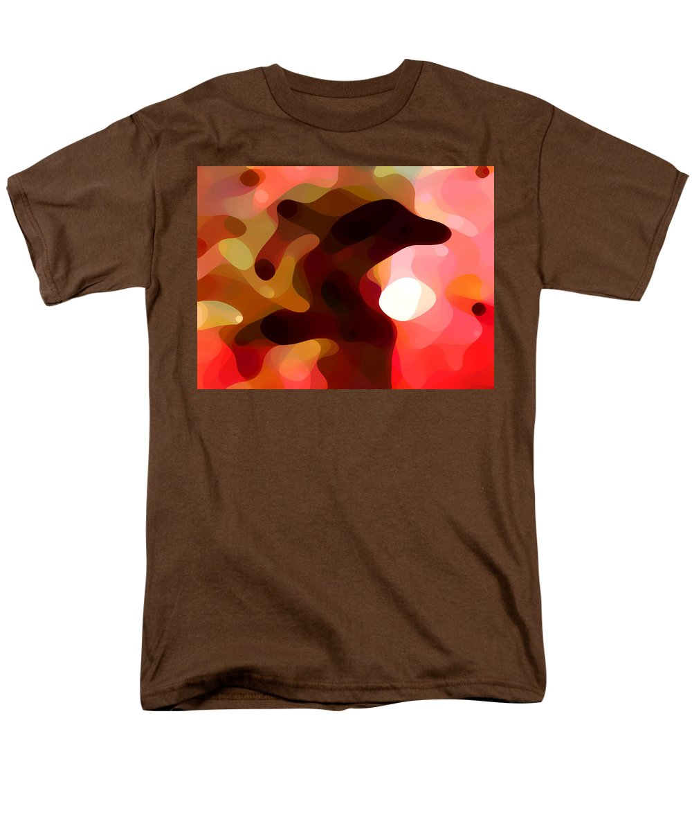 Bold Men's T-Shirt (Regular Fit) featuring the painting Las Tunas by Amy Vangsgard