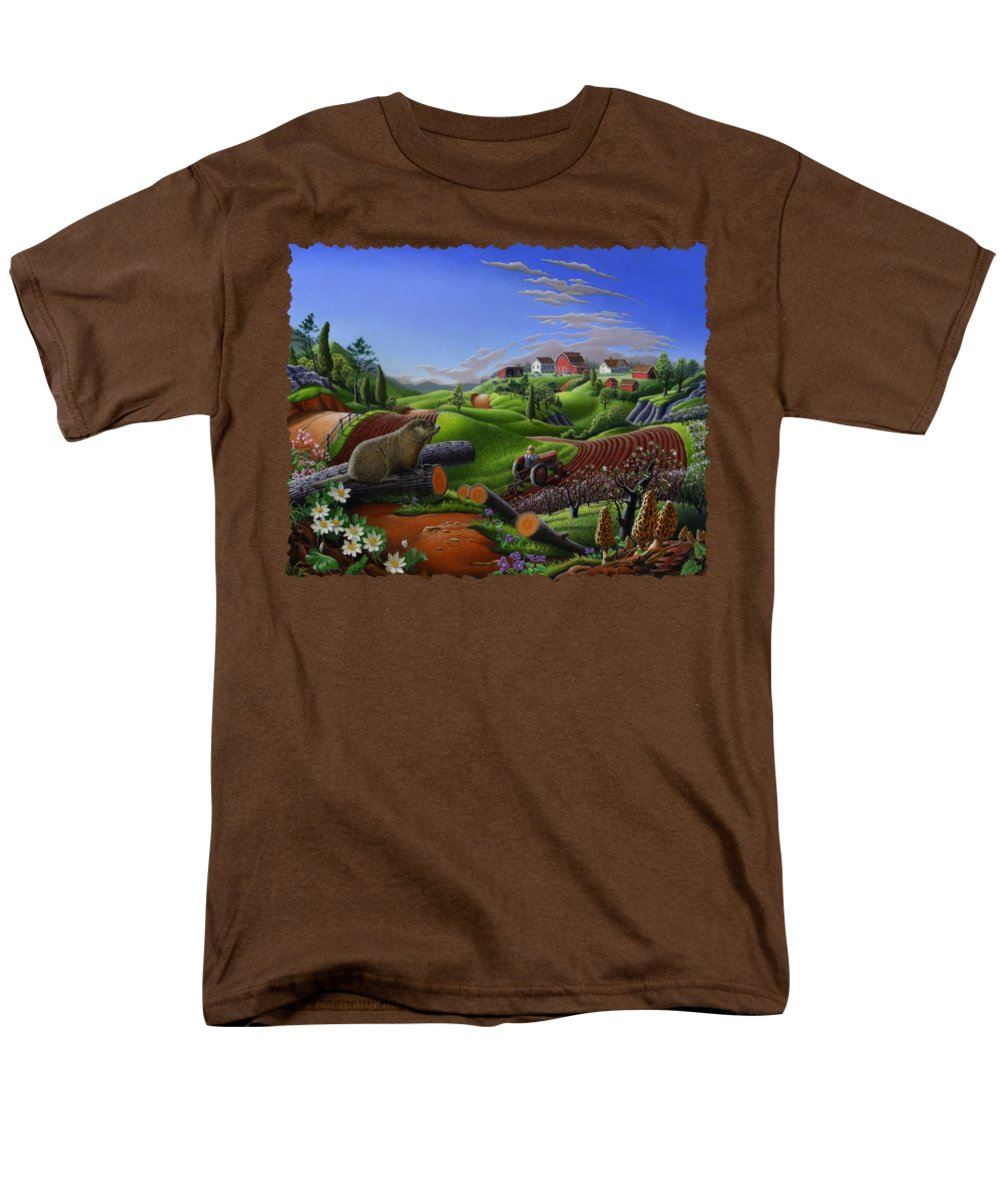 Groundhog T-Shirts