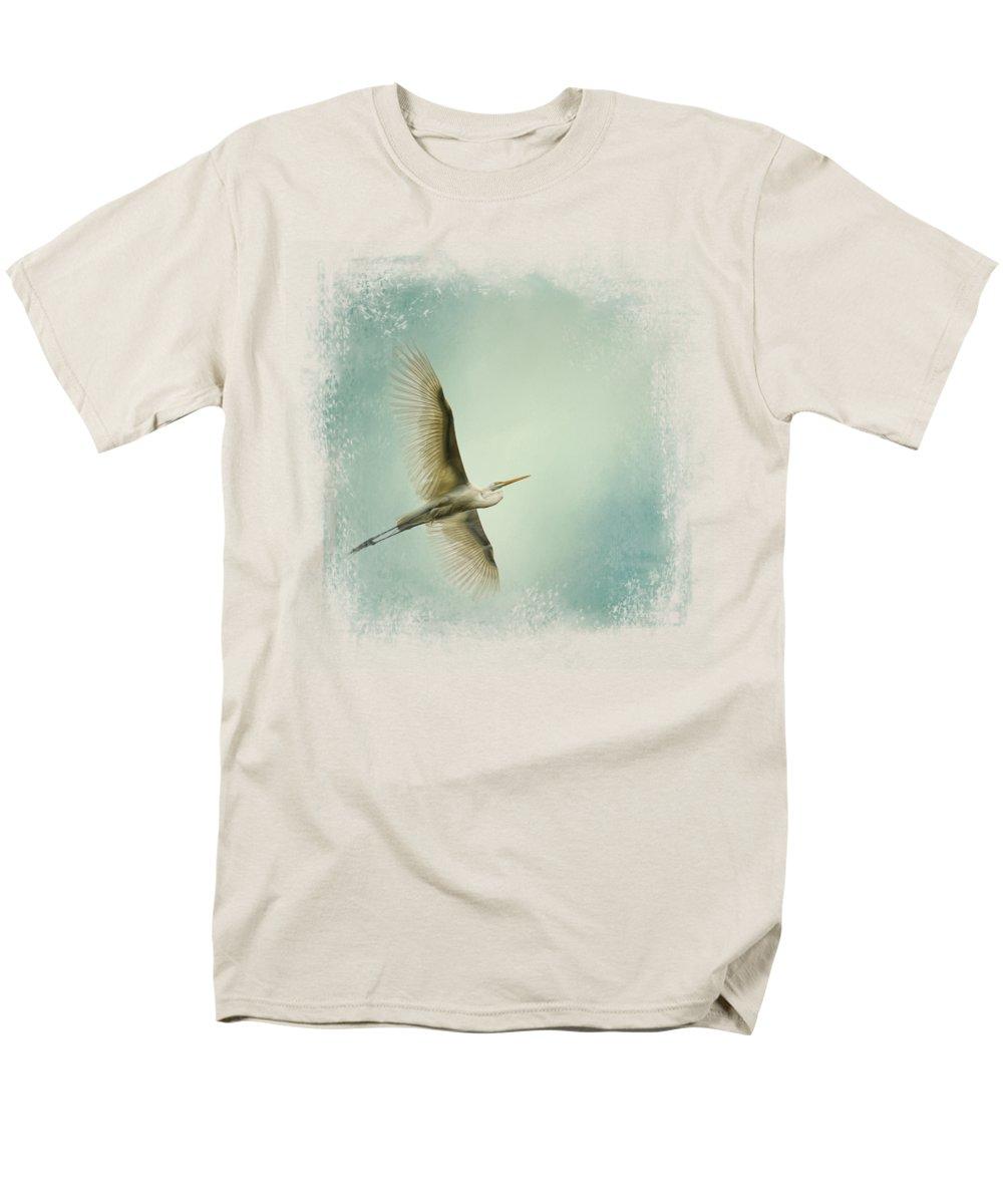 Egret T-Shirts