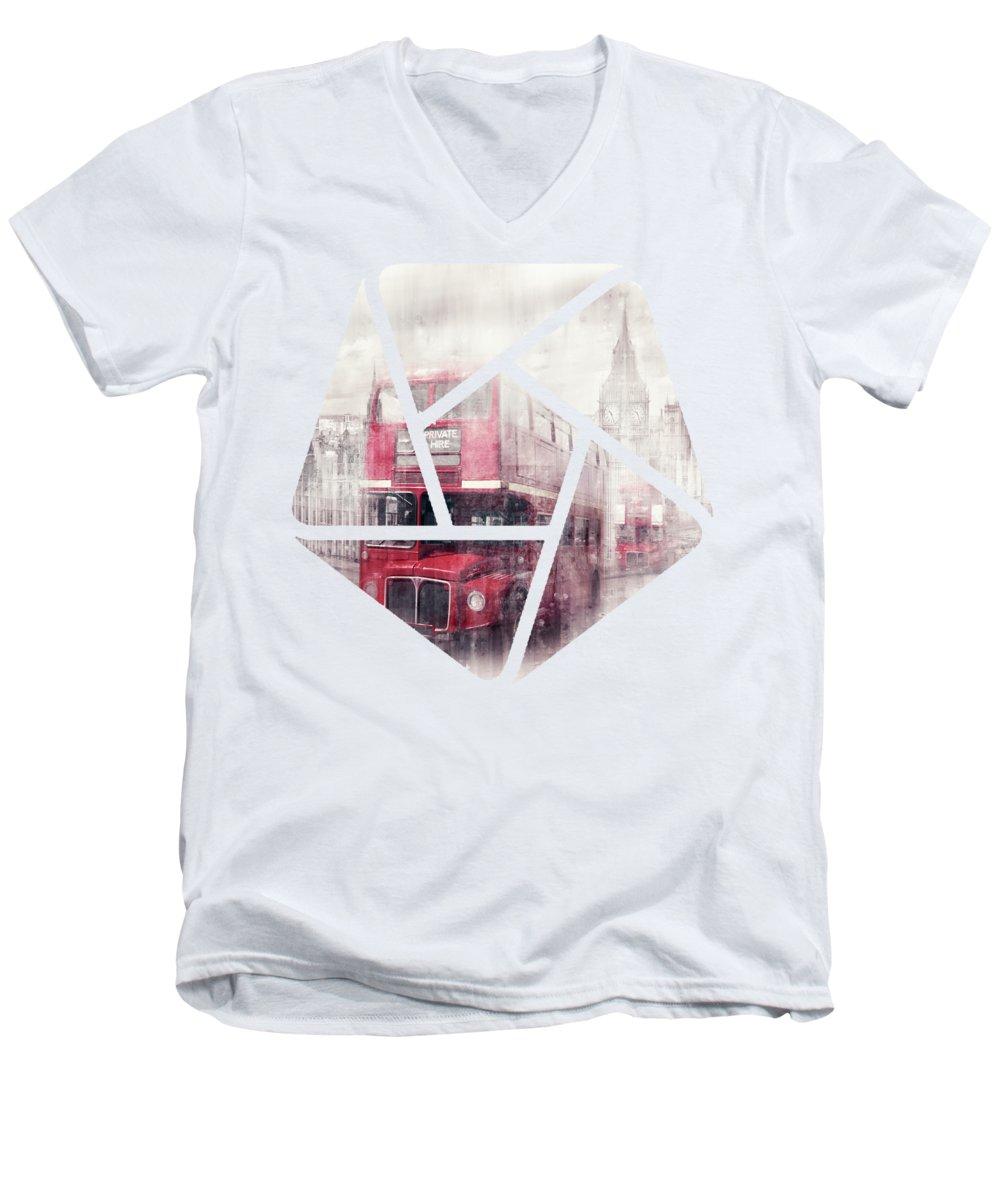 Big Ben V-Neck T-Shirts