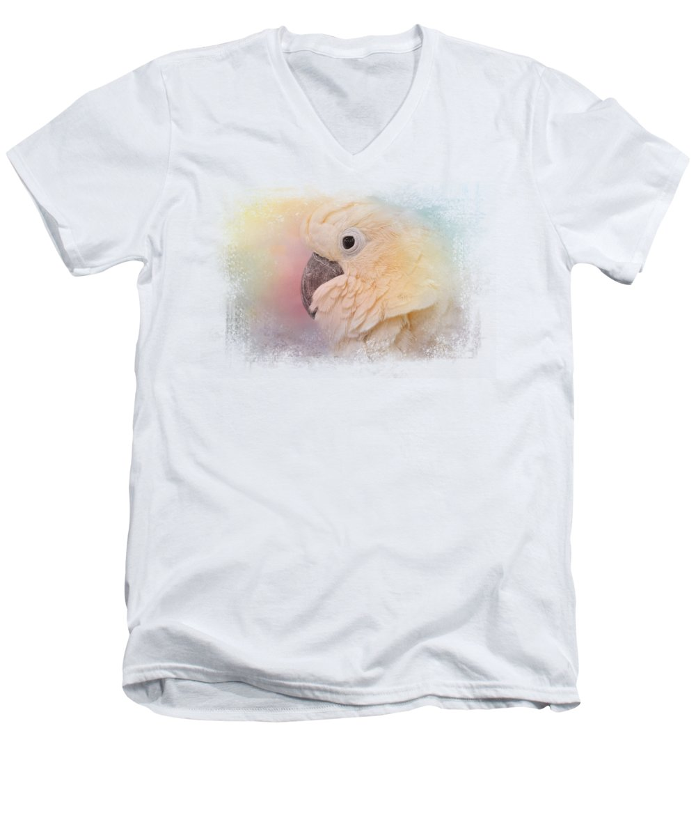 Cockatoo V-Neck T-Shirts