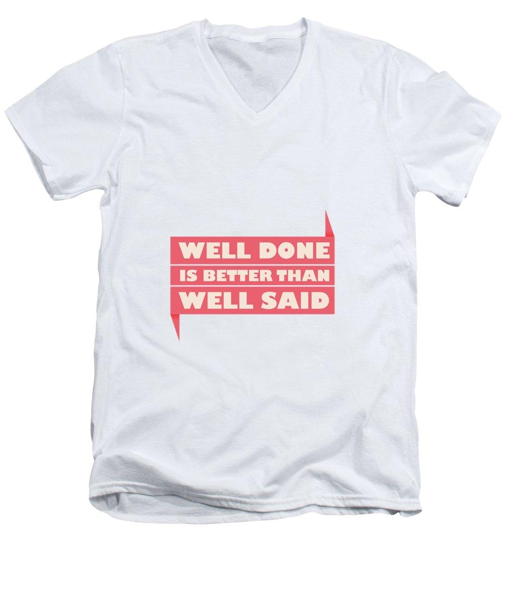 Politicians V-Neck T-Shirts