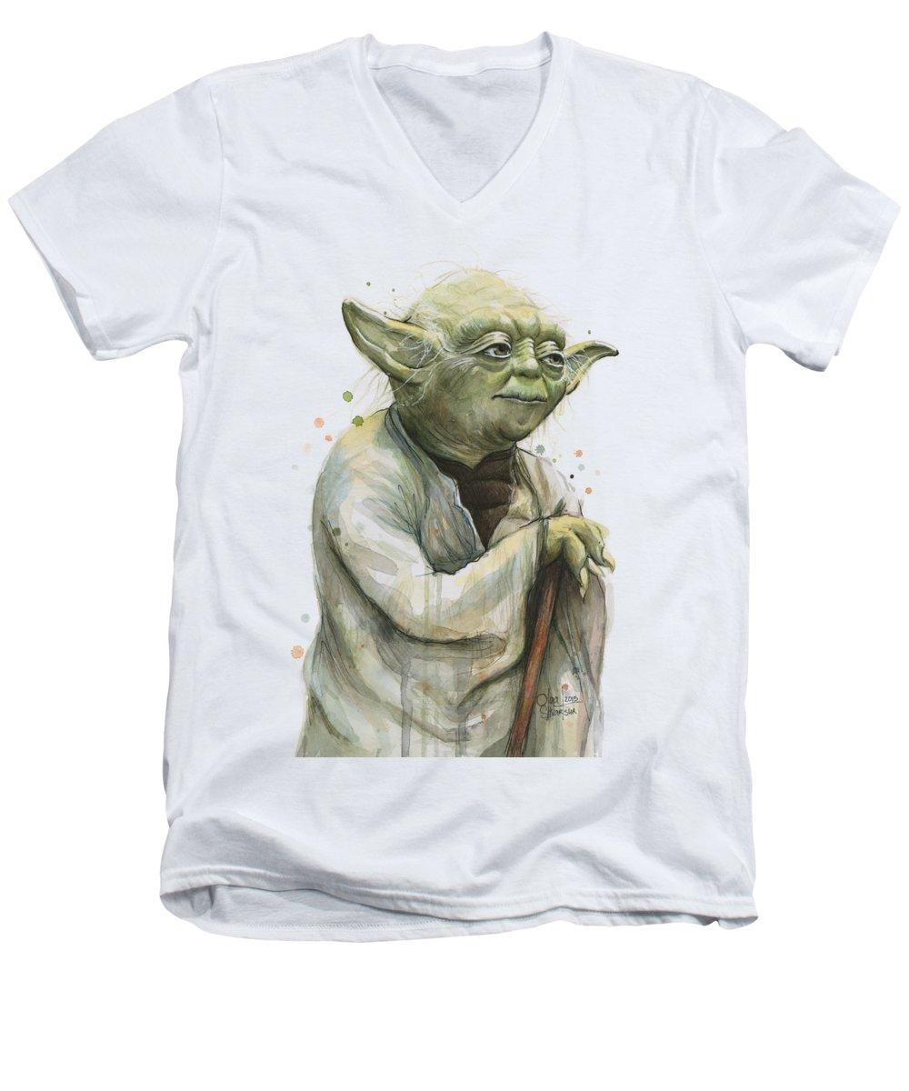 Science Fiction V-Neck T-Shirts