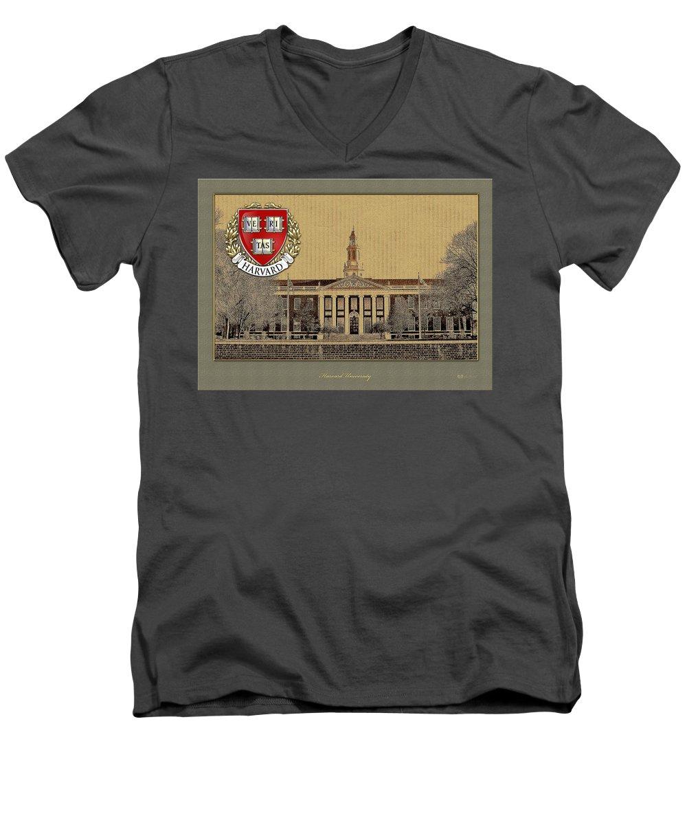 Universities V-Neck T-Shirts