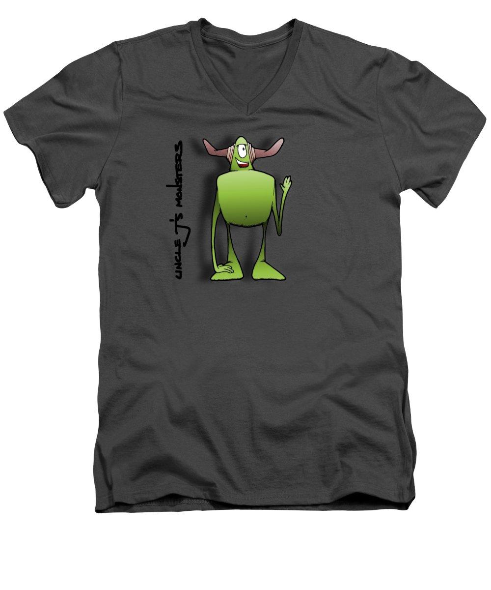 Cyclops V-Neck T-Shirts