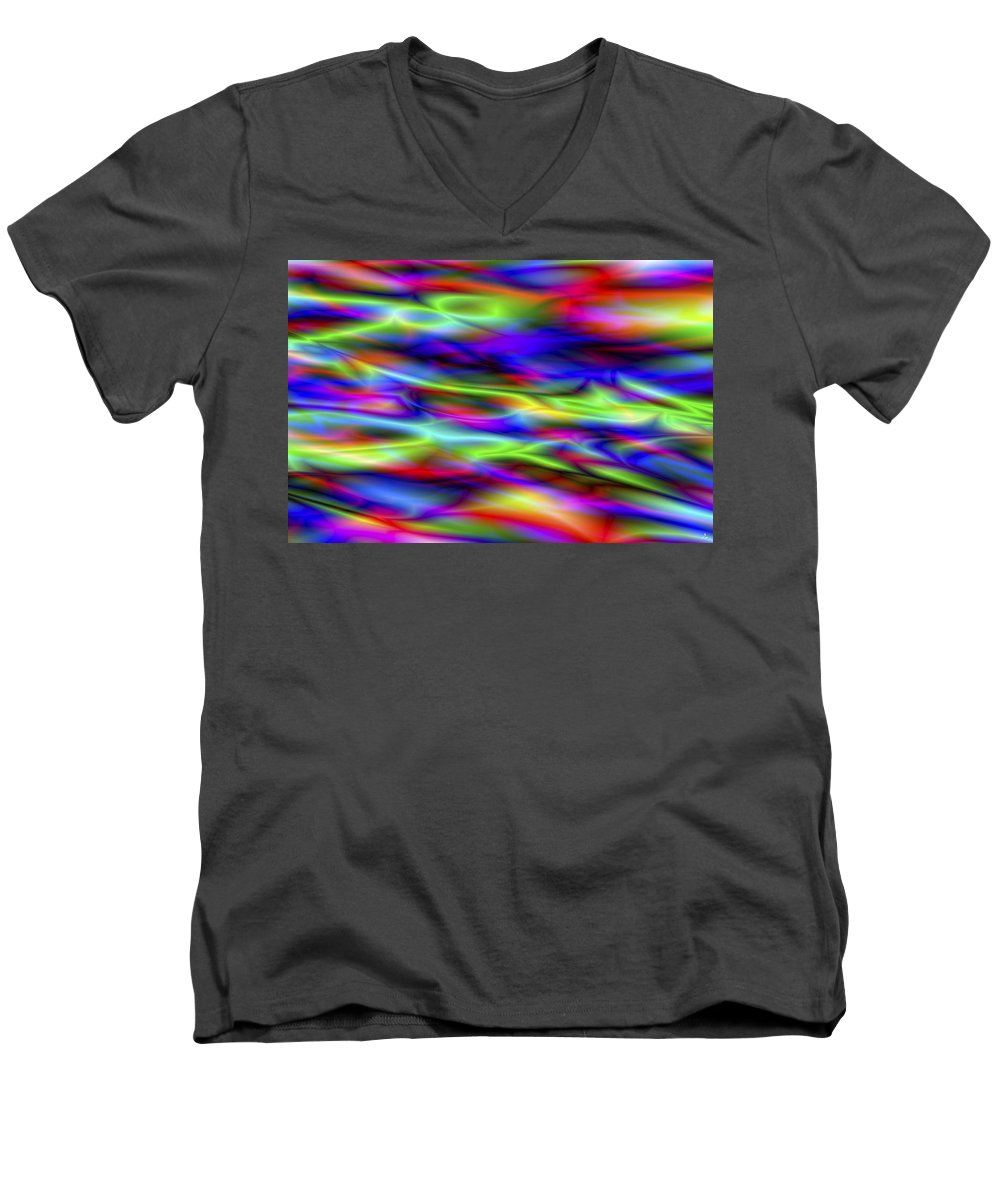 Jacques Raffin V-Neck T-Shirts