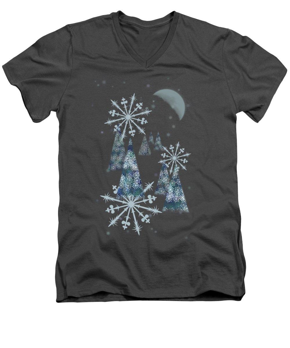 Susann Serfezi V-Neck T-Shirts