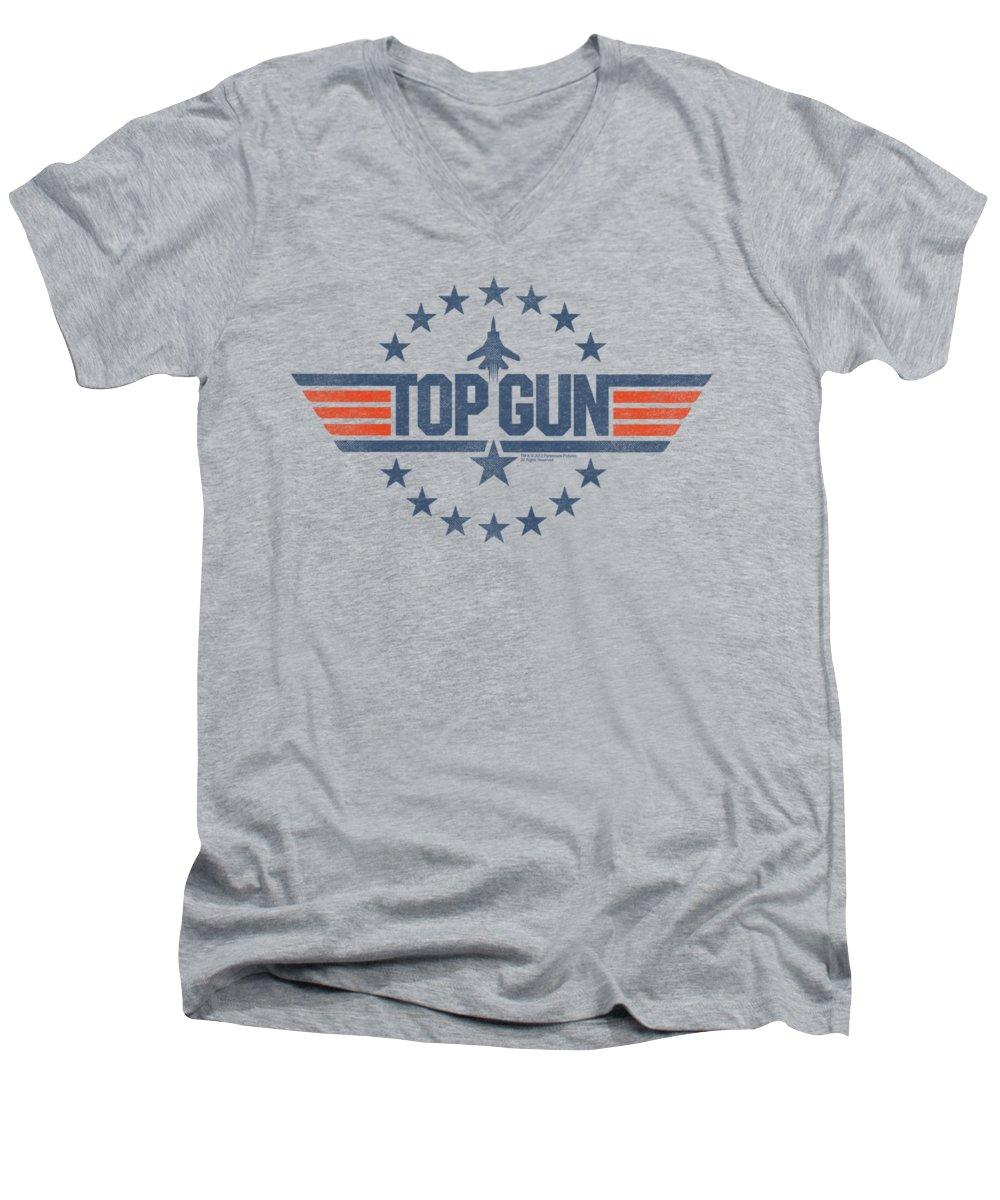 Actors V-Neck T-Shirts