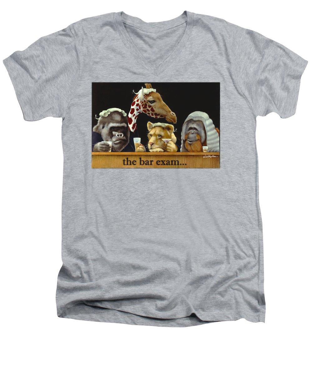Orangutan V-Neck T-Shirts