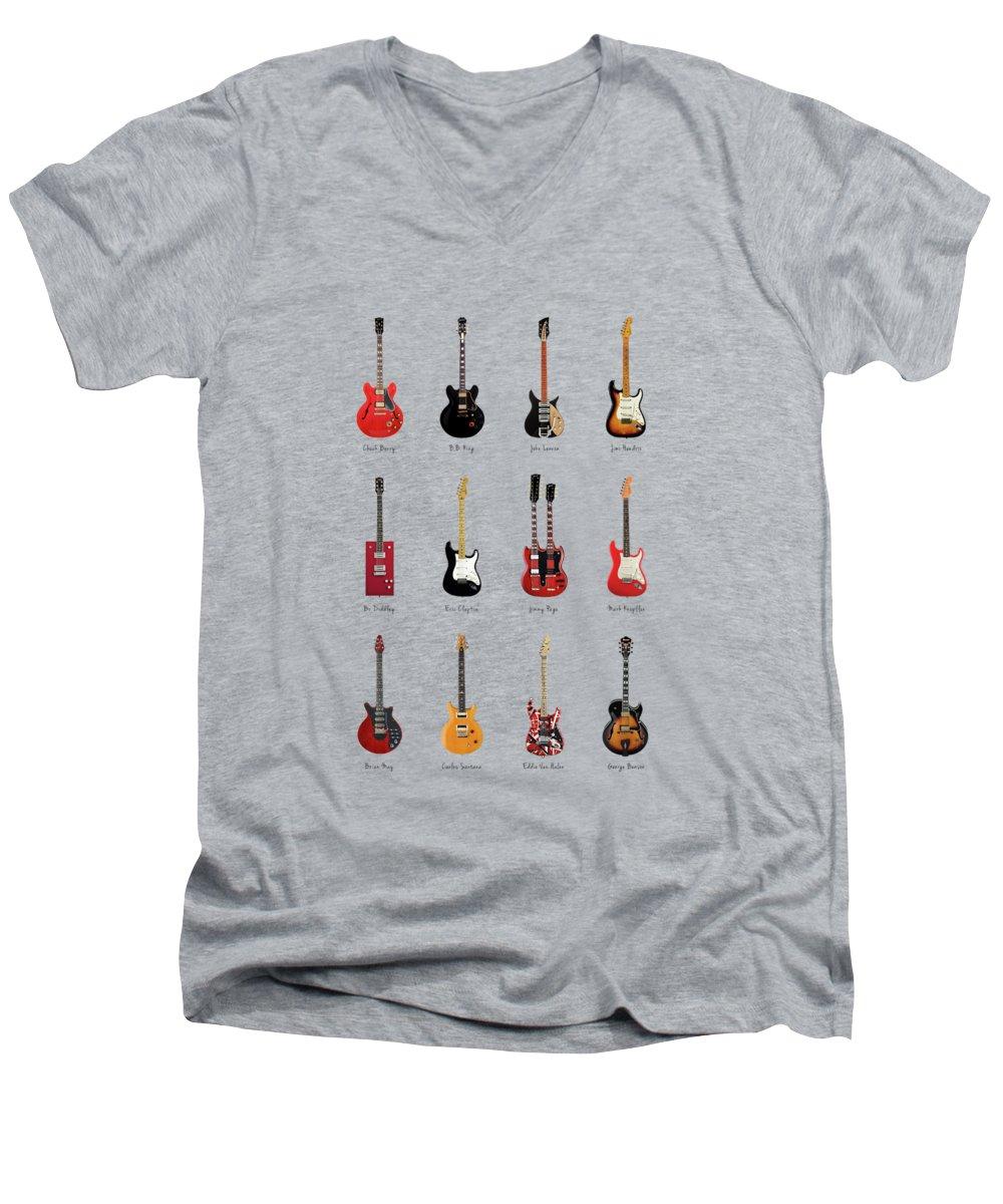 Van Halen V-Neck T-Shirts