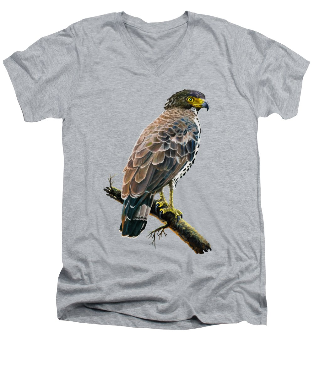 Osprey V-Neck T-Shirts