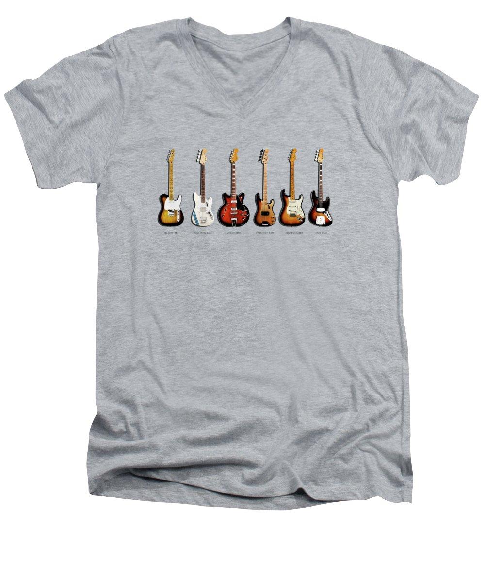 Jazz V-Neck T-Shirts